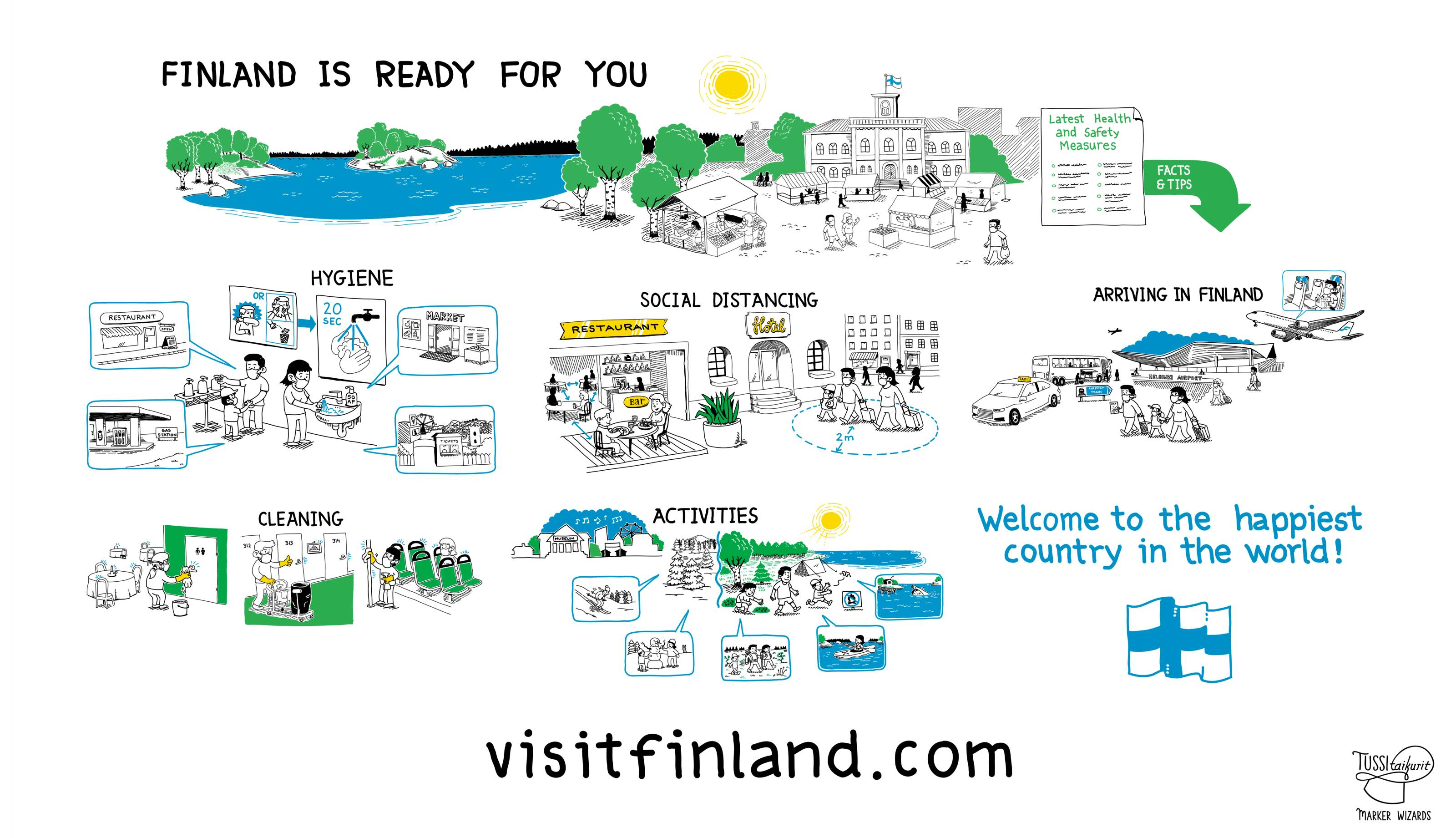 Finland is ready for you