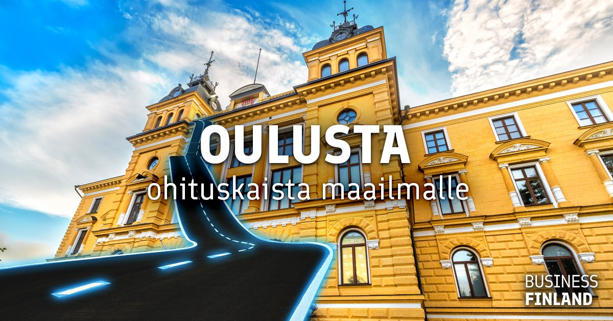 Saaristonkatu 8 Oulu