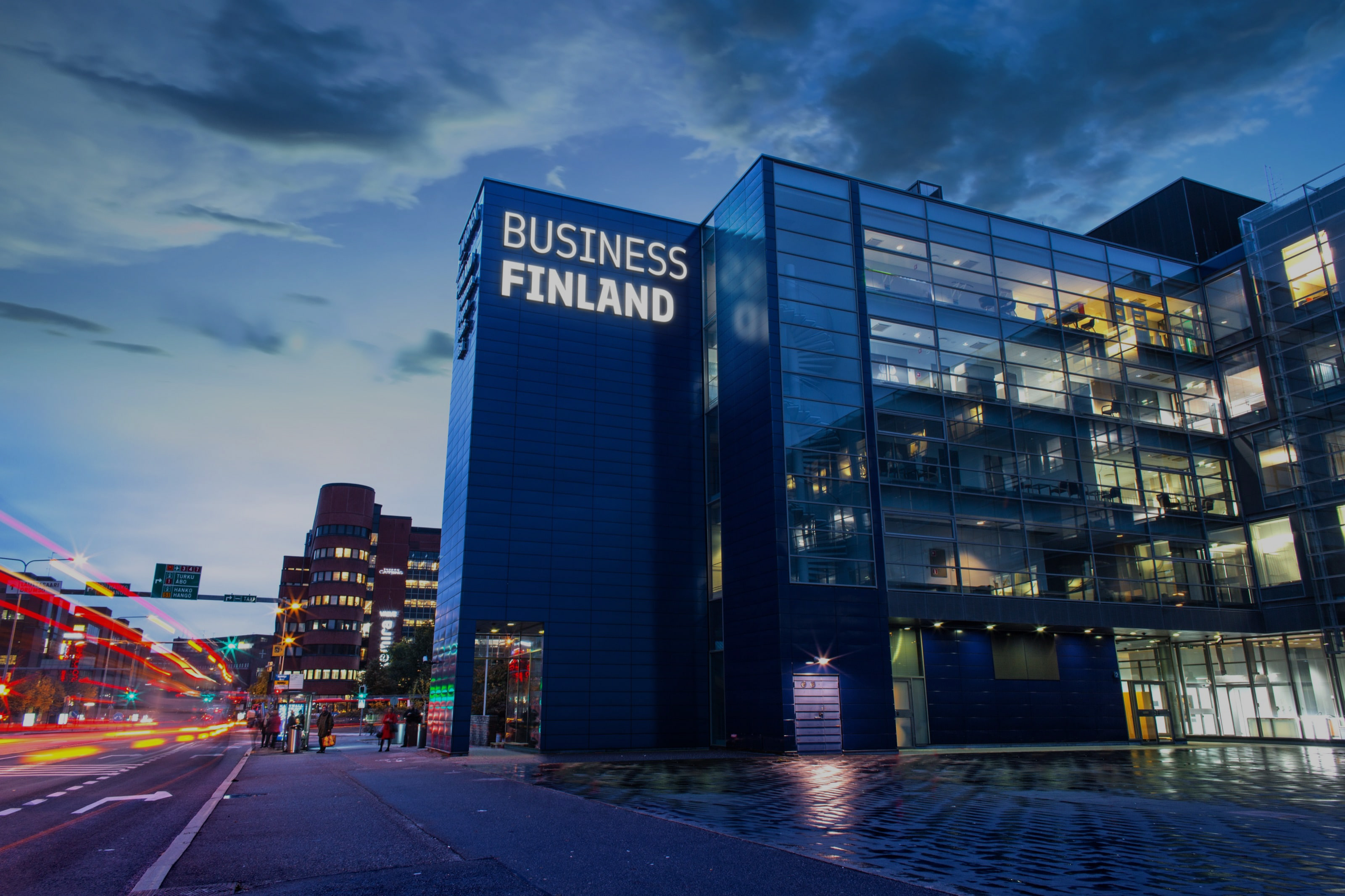 About us in brief Business Finland