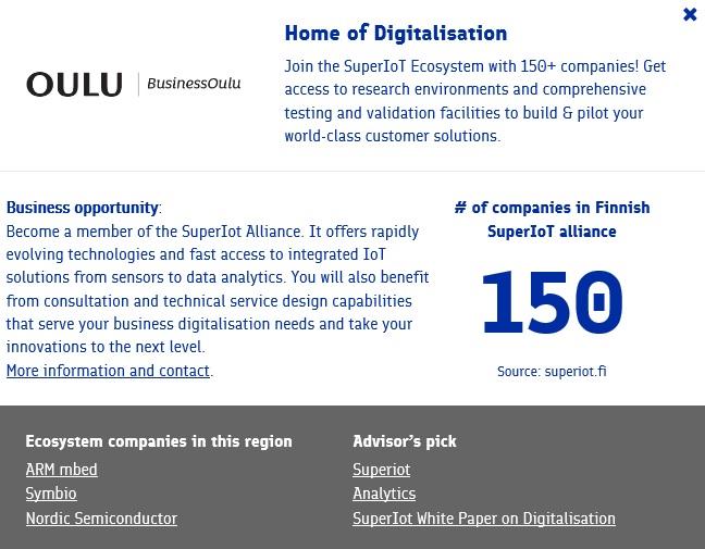 Oulu's ICT sector: A spectacular resurgence since 2014